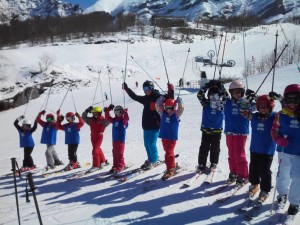 Activité Ski